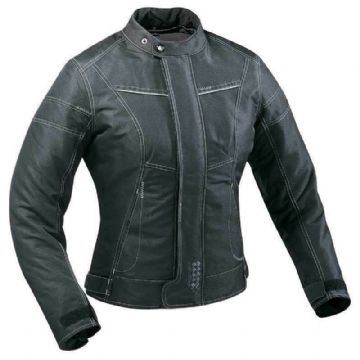 Ixon Pollen Ladies Waterproof Motorcycle Motorbike Jacket - XL